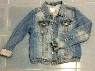 H&M Denim/Jeans Jacket