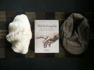 MICHELANGELO THE COMPLETE PAINTING