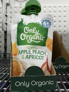 🚚 ORDeR NOw Aussie 🇦🇺Only Organic Apple, Peach Apricot
