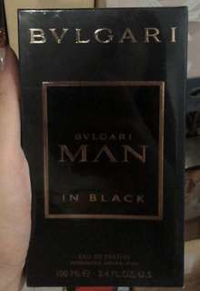 Parfum Bvlgari for men black