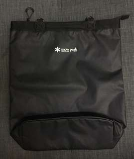 Snow peak 2 ways bag 不連袋帶