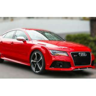 Audi S7 RS7 Conversion (A) 4.0 Quattro