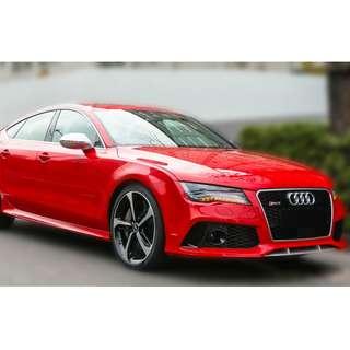Audi S7 RS7 Conversion (A) 4.0 Quattro