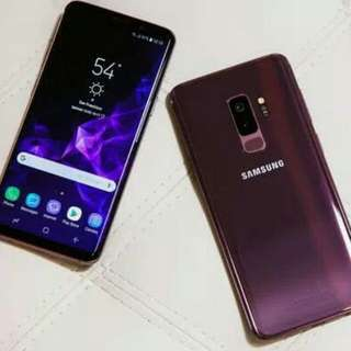 SAMSUNG GALAXY S9+ ULTRA METEOR REAL IRIS,FACE ID FULL HD SCREEN 1:1