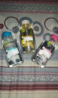Garnier remover make up dan kotoran,mineral clensing water
