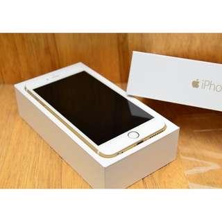 iphone6 plus 128gb 金色
