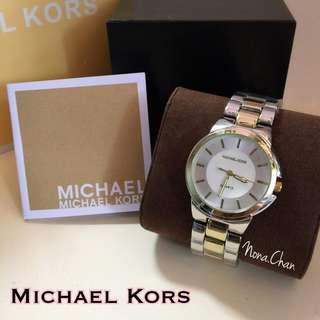 Mk Watch Classic 2Tone