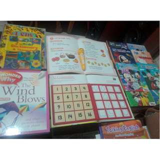 mini library set! educational books