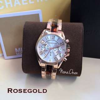 Mk Watch Ceramic Style