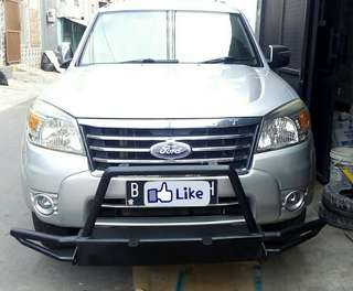 Tanduk Depan Ford Everest 2010 Model Overland
