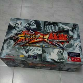 PS3 大制 fightstick pro street fighter x tekken
