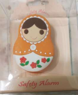 Safety Alarm for kids and adults