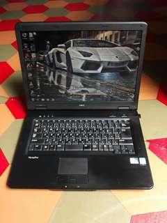 NEC Laptop