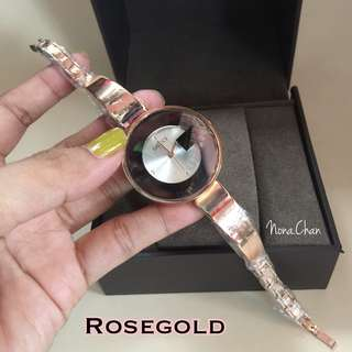 Gucci Watch Rosegold