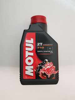 New Instock Motul 710 Motorcycle 2T