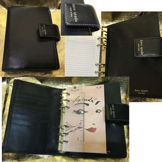 Authentic Kate Spade Planner (Personal)