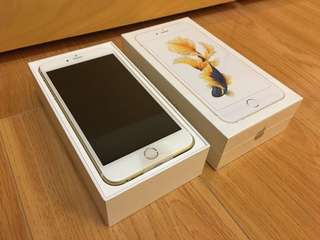 Iphone6s plus 64Gb 金