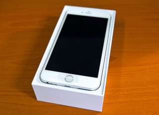 Iphone6 plus 64Gb 銀色