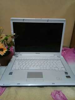 Toshiba White