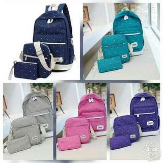 3in1 bagpack