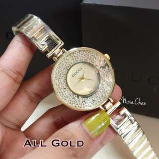 Gucci Watch Gold,Silver,2Tone,Rosegold