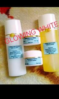 Paket Glowing White Super