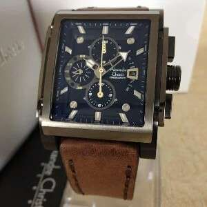 Alexandre Christie Ac 6405 Mc Grey Black