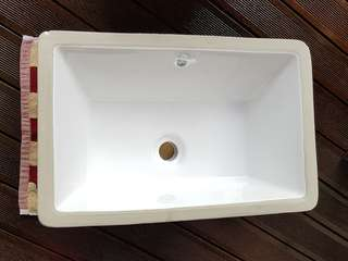 Under counter basin (New)