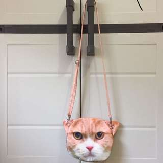 (SALE!!!!) Cat Sling Bag