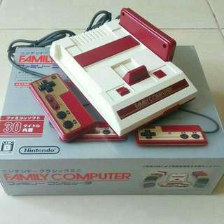 Nintendo Mini Famicom