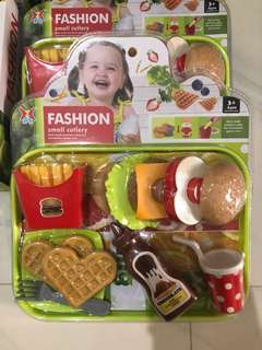 Fashion Small Cutlery Play Set