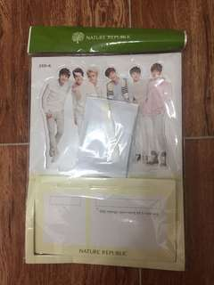 Free Exo K natural republic memo