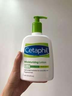 Cetaphil Moisturizing Lotion 473ml