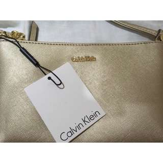 Authentic Calvin Klein Sling Bag