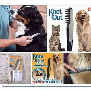 Knot Out Comb