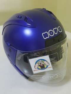 0507*** Nova Helmet For Sale 😁😁Thanks To All My Buyer Support 🐇🐇 Yamaha, Honda, Suzuki