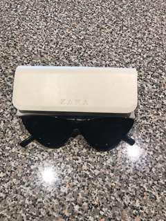 ZARA Women's skinny sunglasses