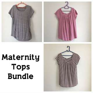 Maternity Tops Bundle