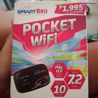 Smart Pocket Wifi