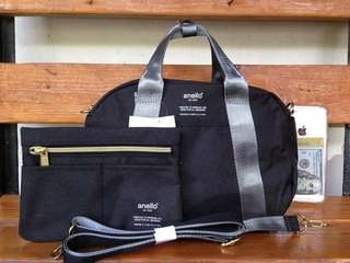 New! Anello bag with FREE POUCH