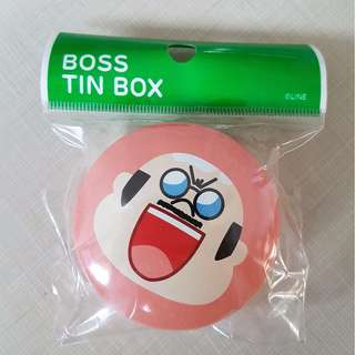 🚚 BN Line Boss Tin Box (Sealed)