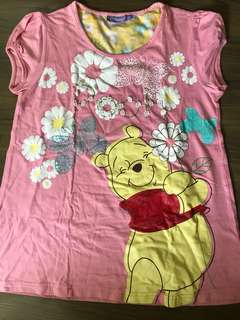 Disney Pooh Shirt