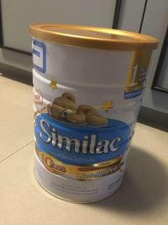 Similac stage 1 milk powder