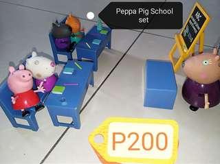 Peppa Pig Classroom Set