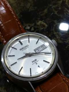 King Seiko 5626-7110T unpolished