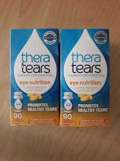 🚚 Thera tears eye nutrition (2 for $55)