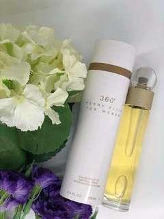 Perry Ellis 360 White Authentic US Perfumes