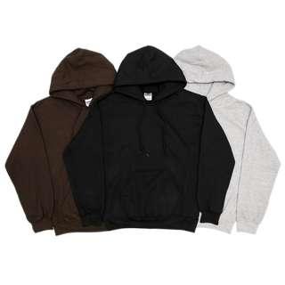 Gildan hoodie polos