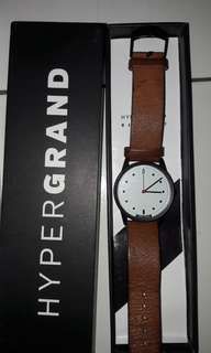 Hypergrand 01 nato black and white . Not komono,nixon,dw,gshock,seiko,sevenfriday,guess