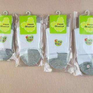 Cotton School socks 3 for $5
